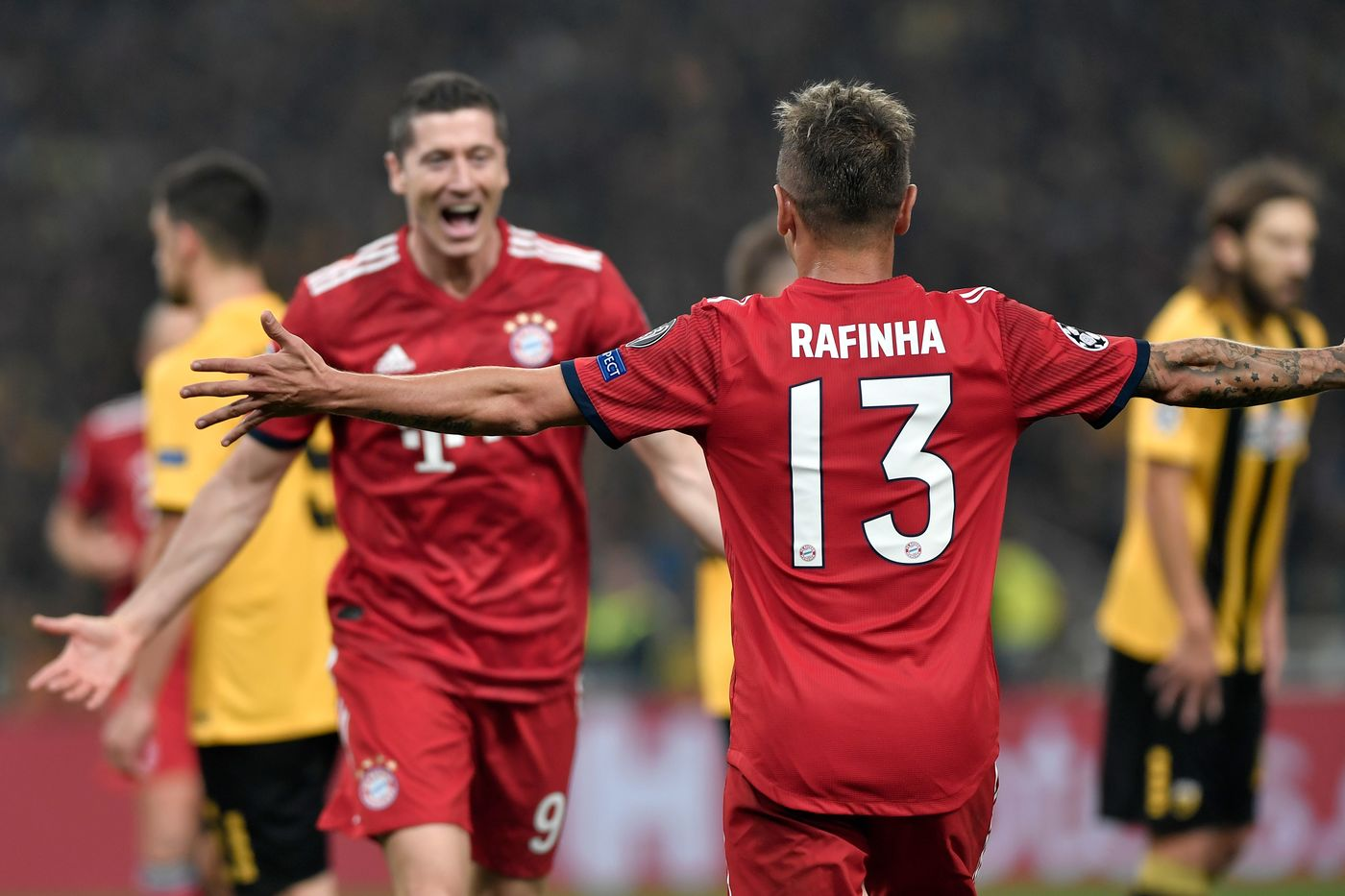 Il Borussia Dortmund nell'ultimo turno ha perso di misura il big match contro il Bayern Monaco.
