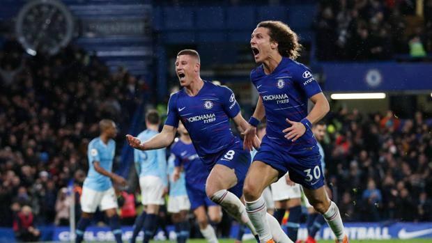 Chelsea, David Luiz