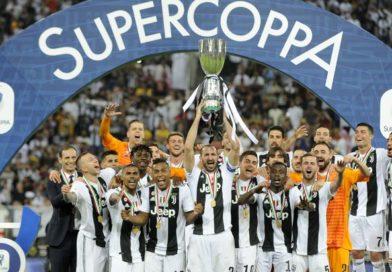 Supercoppa alla Juve!Decide Cristiano