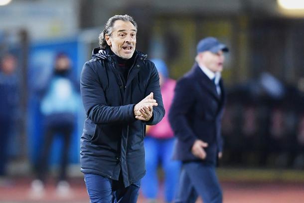 Prandelli allenatore del Genoa