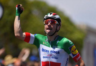 Tour Down Under 2019: Elia Viviani vince ad Adelaide