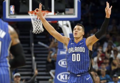 NBA Young: Aaron Gordon