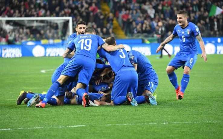 italia finlandia Mancini