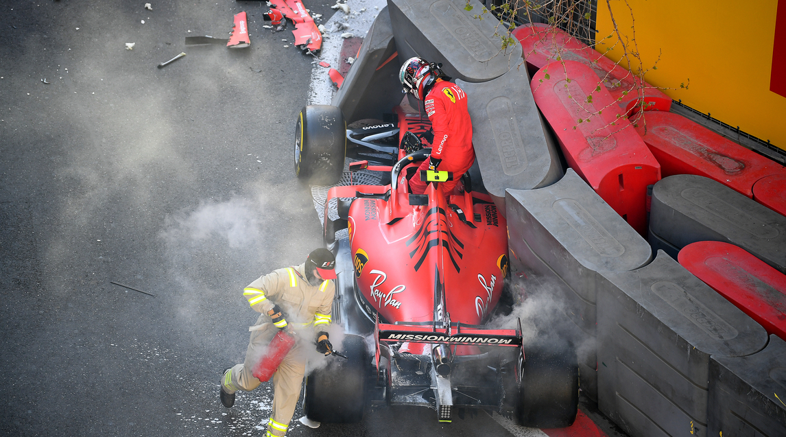 Crisi Ferrari F1