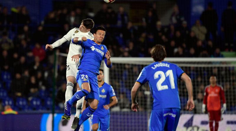 Getafe e Real si conservano i gol per occasioni migliori. La partita termina 0-0