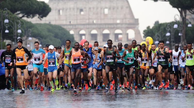 record maratona
