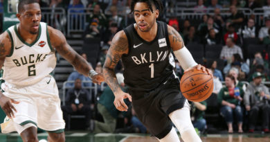 Milwaukee Bucks vs Brooklyn Nets
