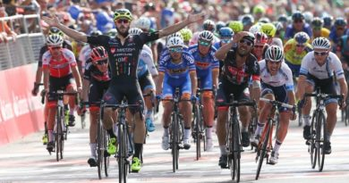 Riccardo Stacchiotti vince a Milazzo