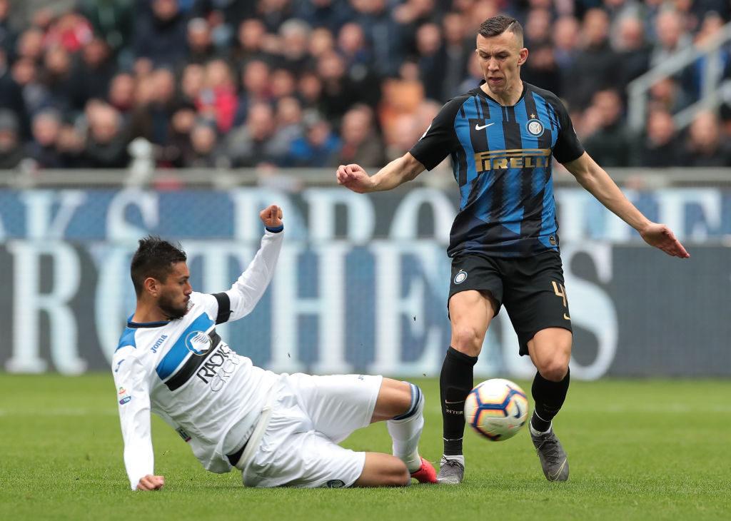 Inter, Ivan Perisic, Alaba