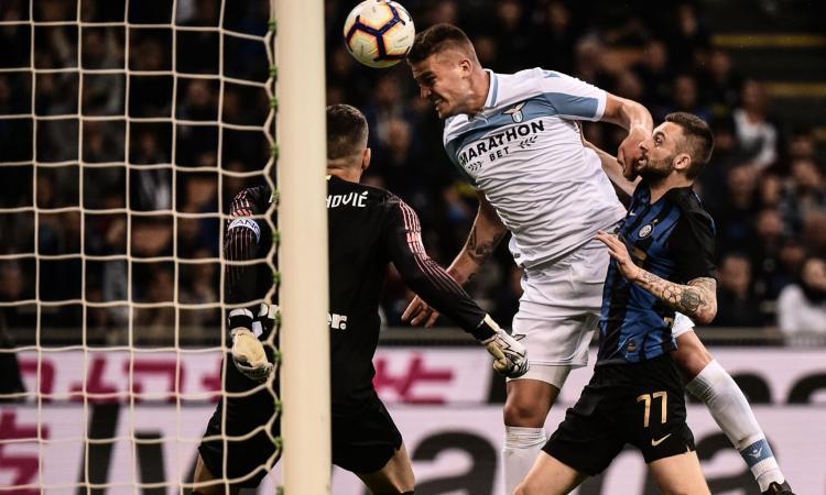 Milinkovic-Savic gol contro l'Inter
