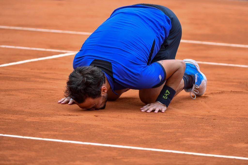Fabio Fognini vince il Masters 1000 di Montecarlo