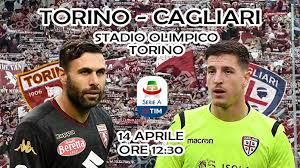 Torino-Cagliari, valida per la 32a giornata di Serie A.
