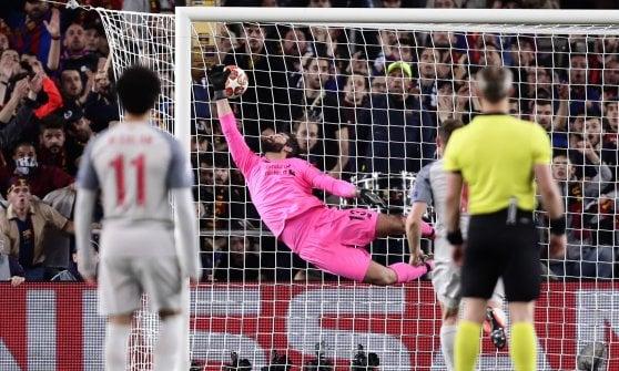 Alisson, Messi