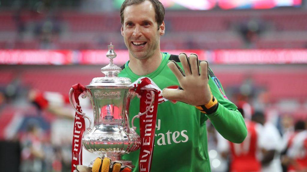 Cech festeggia la sua FA CUP. Portieri: ecco i 10 più pagati al mondo