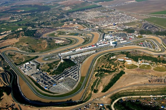 Circuito Jerez introduzione GP