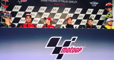 Conferenza stampa piloti MotoGP Mugello