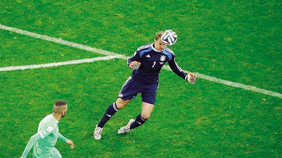 Portieri: ecco i 10 più pagati al mondo. Uscita di testa di Manuel Neuer.