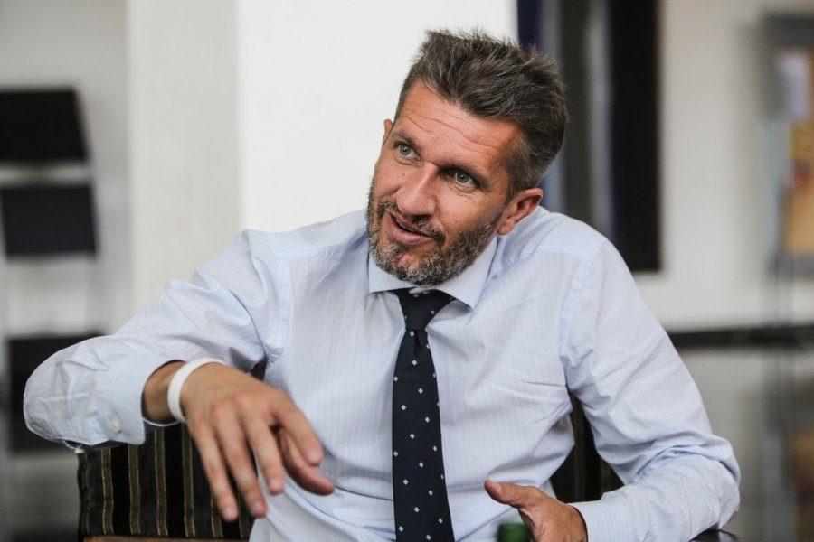 Federico Baranca segretario ella no profit Federbet. Anche in Spagna è calcioscommesse. NO BET