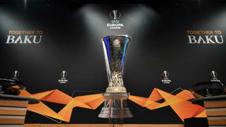 L'Europa League in palio questa sera a Baku.
