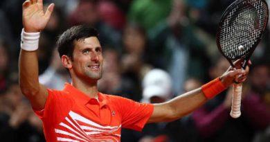Foro Italico, Djokovic risorge e va in semifinale