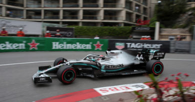 F1 Gp monaco 2019 prove libere