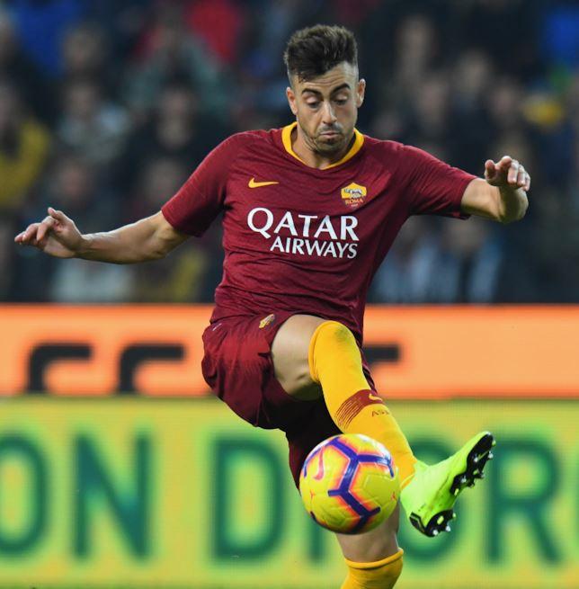 Stephan El Shaarawy, ex Genoa uomo capocannoniere della Roma con 10 gol realizzati in stagione. Serie A, Genoa-Roma; probabili formazioni, curiosità, betting.