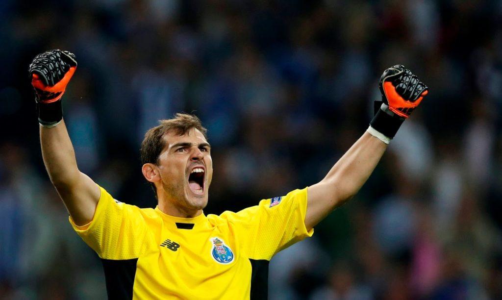 Portieri: ecco i 10 più pagati al mondo. Esultanza di Iker Casillas