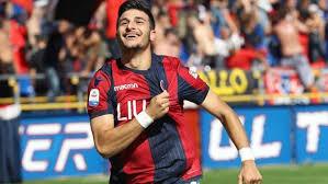 Riccardo Orsolini, esterno offensivo del Bologna, sta attraversando un momento magico.
