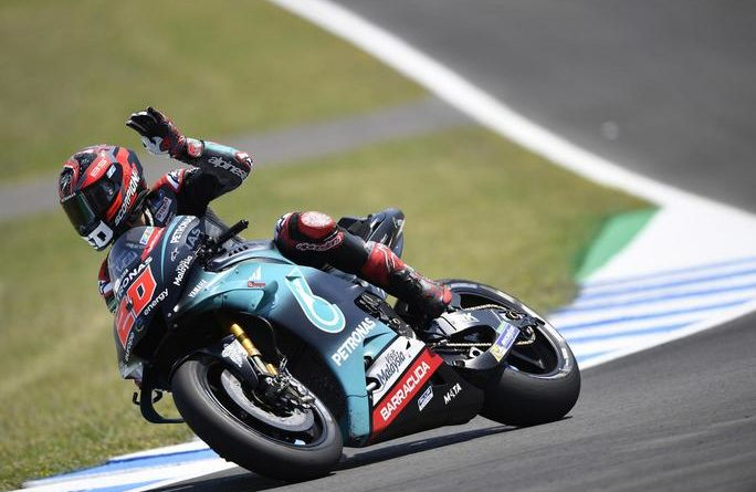 Pole Quartararo GP Jerez