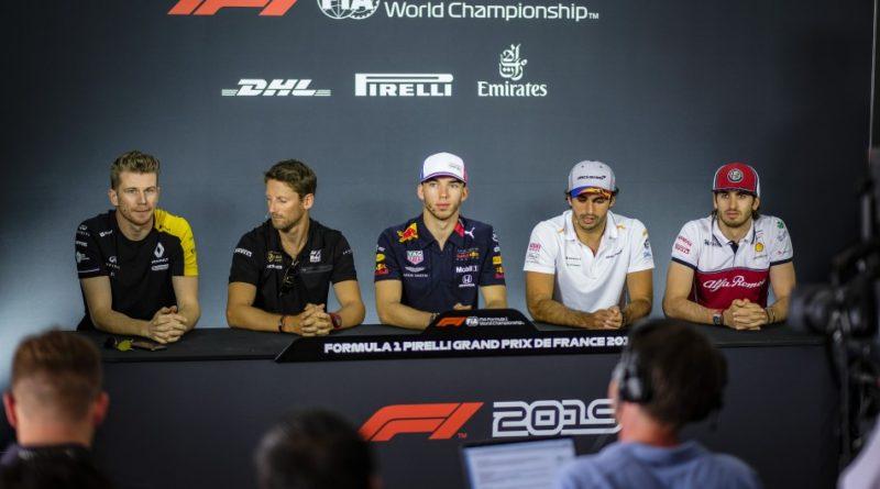 F1 - Inizia il week end con le parole dei piloti