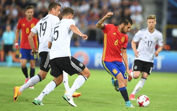 Spagna-Germania U21