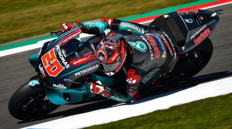 Qualifiche Gp Assen - Pole di Quartararo, male Dovizioso e Rossi