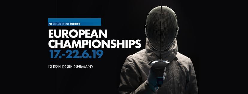 Europei di scherma 2019