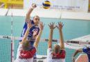 Volley Serie A1, Goldenplast all'attacco: trattenuto il bomber Paoletti