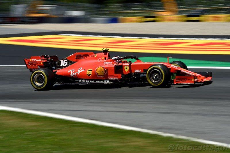 F1 GP Austria - Riassunto prove libere 1-2