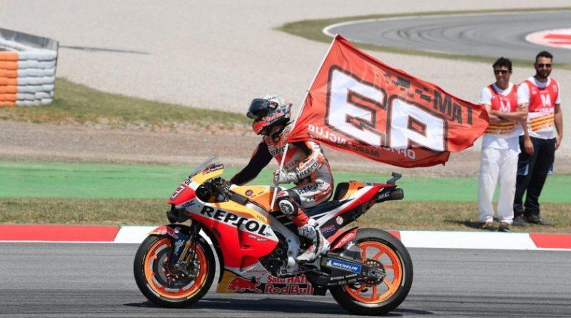 GP Catalunya - Marquez vince e va in fuga Mondiale