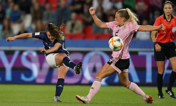 La gran conclusione con cui Bonsegundo riapre definitivamente la rete! Scozia-Argentina 3-2.