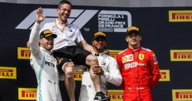 Post GP Francia - Le interviste ai piloti