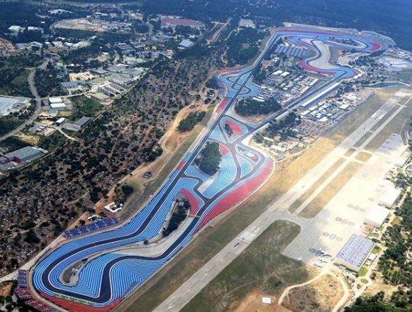 F1 - Anteprima GP Francia