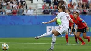 La capitana norvegese Hansen trasforma il penalty dello 0-1