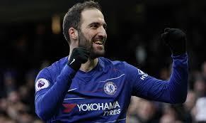 Calciomercato, Higuain ha giocato la scorsa stagione al Chelsea