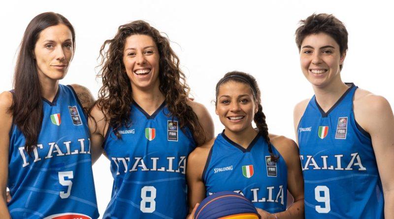 Mondiale femminile 3x3