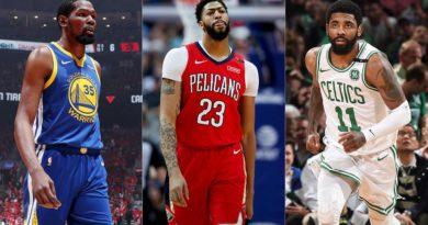 NBA Free Agency 2019