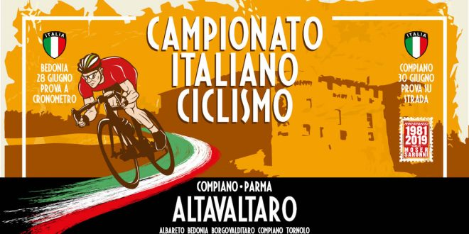 Campionati Italiani Ciclismo 2019