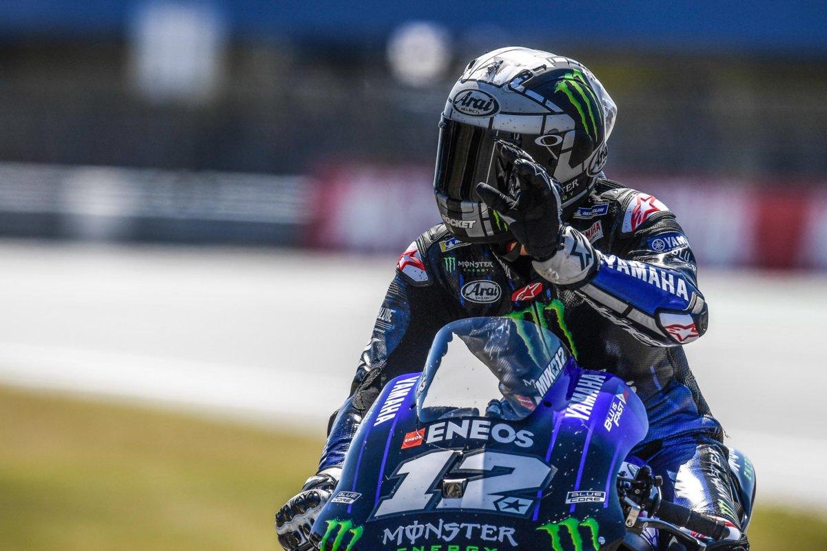 Vinales domina ad Assen! 2° Marquez, cade Rossi