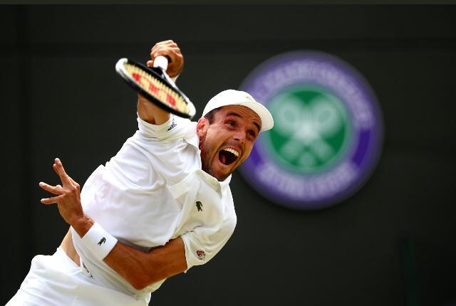 Wimbledon - Bautista Agut