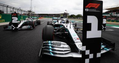 GP Silverstone - Bottas batte Hamilton di 6 millesimi! Ma Leclerc è vicino