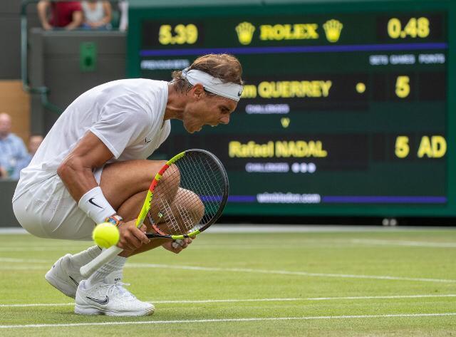 Wimbledon - Nadal