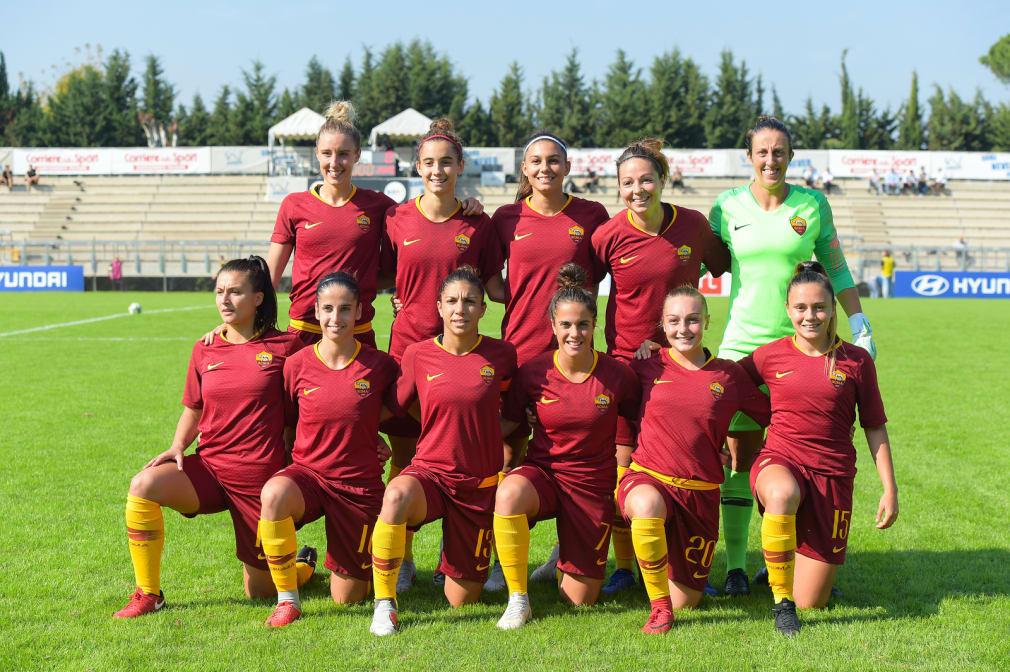 AS Roma femminile