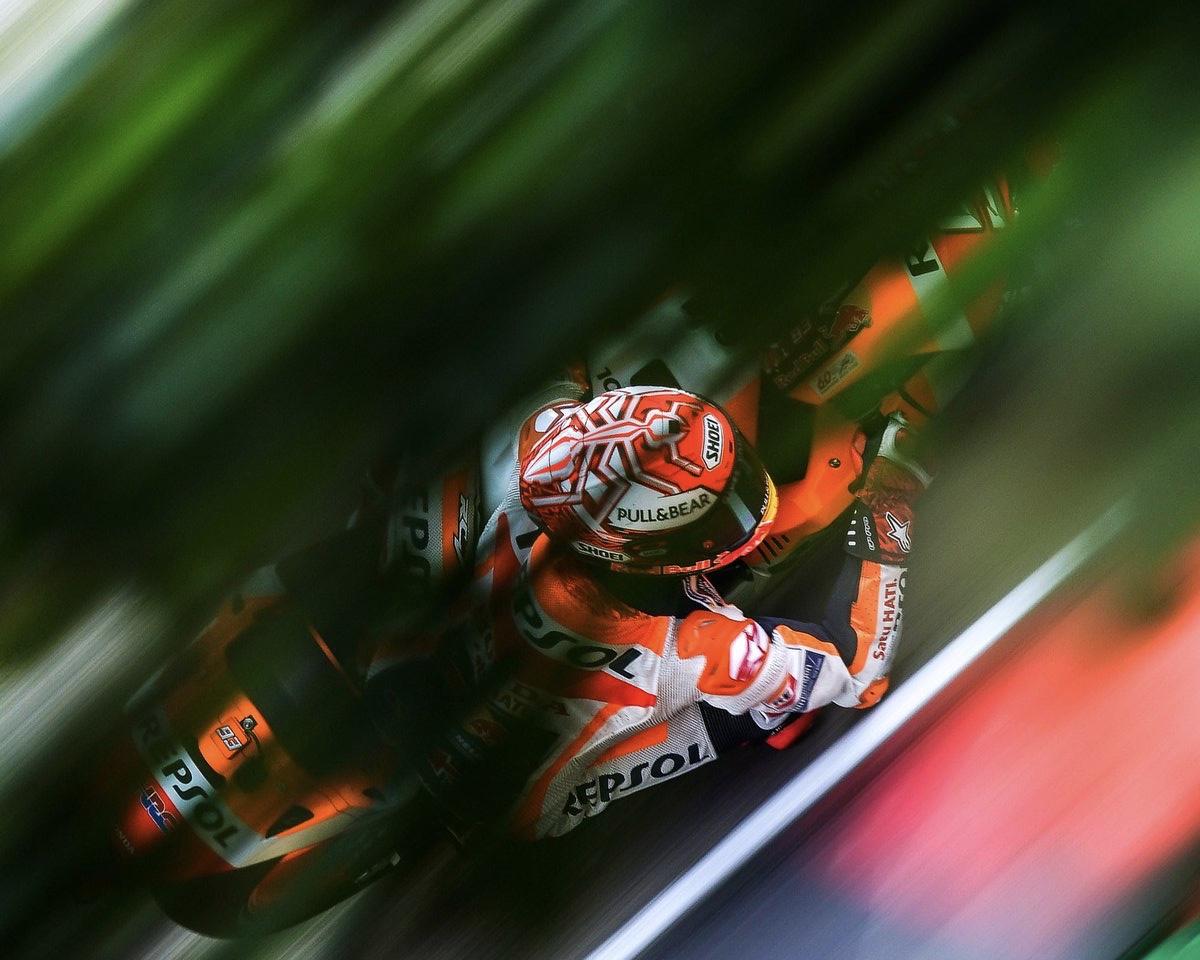 MotoGP - Marquez pole da record al Sachsenring